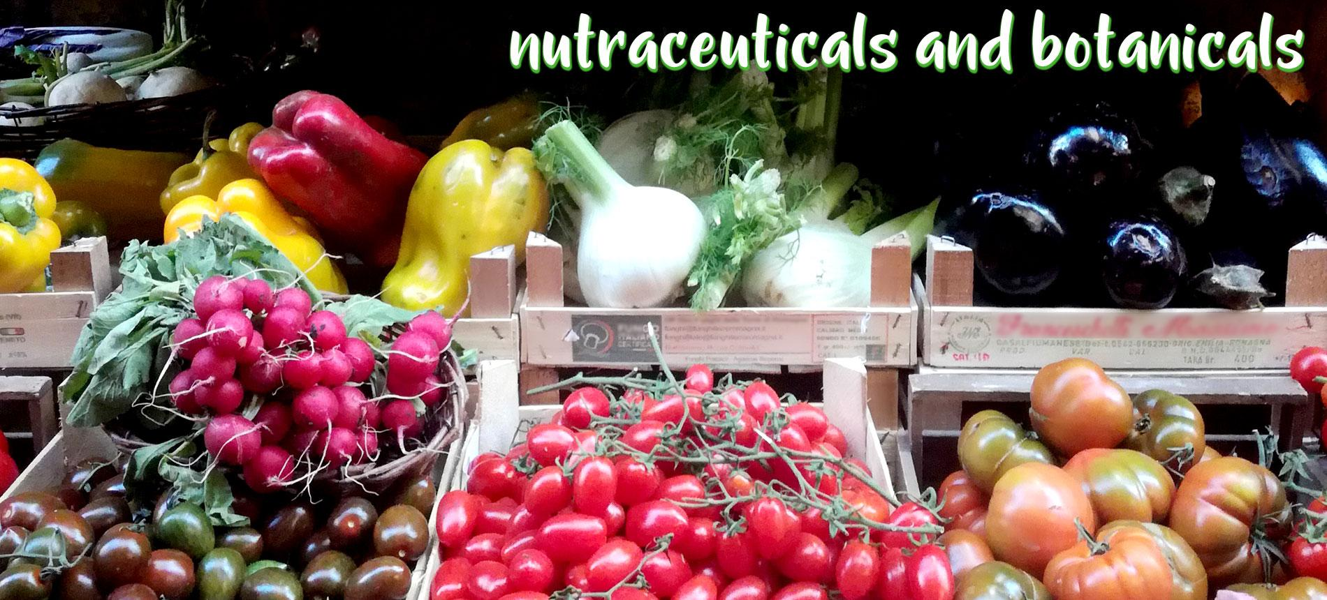 NUTRACEUTICALS AND BOTANICALS